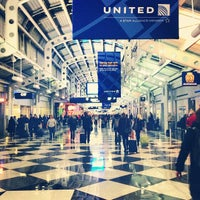 Photo taken at Concourse C by John N. on 2/16/2013