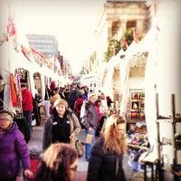 Foto tomada en Downtown Holiday Market por John N. el 12/22/2012