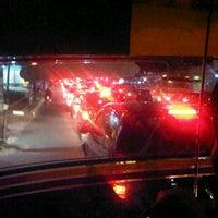 Photo taken at Jalan Raya Radio Dalam by eve l. on 11/2/2012
