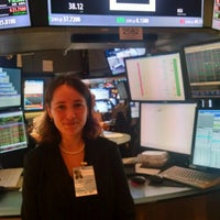 Photo taken at NYSE Euronext by Anna B. on 6/10/2014