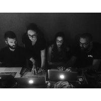 Photo taken at Hub Madrid by jaime e. on 7/9/2015