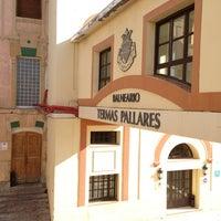 Photo taken at Hotel Termas Pallarés by jaime e. on 3/2/2013