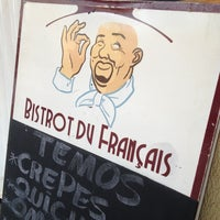 Photo taken at Bistrot du Français by Edson J. on 2/9/2013