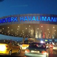 3/11/2013 tarihinde Ahmetakgun53ziyaretçi tarafından İstanbul Atatürk Havalimanı (IST)'de çekilen fotoğraf