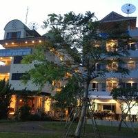 Photo taken at Krabi City Seaview Hotel by Madame L. on 1/25/2013