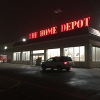 Home Depot Parker And Custer
