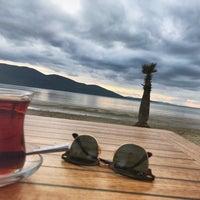 Photo taken at Big Blue Restaurant by şaika ç. on 12/1/2017