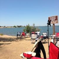 Photo taken at Woodward Reservoir by Jennifer F. on 8/10/2013