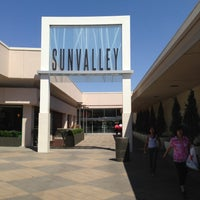 Photo taken at Sunvalley Shopping Center by Jennifer F. on 5/4/2013
