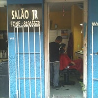 Photo taken at Salão do Coisinha by Bina J. on 4/13/2013