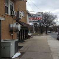 Photo taken at Dalessandro's Steaks and Hoagies by Carmen C. on 2/6/2013