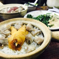 Photo taken at Four Seasons Pot Rice by Edith L. on 2/24/2017