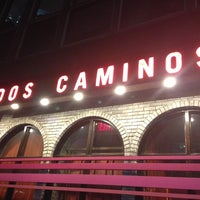 Photo taken at Dos Caminos by Ian S. on 12/1/2012