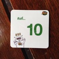 Photo taken at Cafe Amazon by จ่าเดฟคร๊าฟ on 8/9/2014