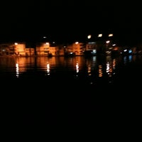 Photo taken at Foça by Aytac A. on 7/18/2013