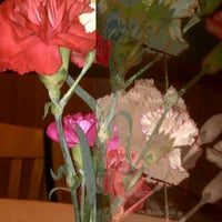 Photo taken at VKI Japanese Steakhouse by Caitlyn O. on 1/12/2013