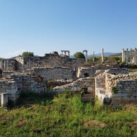 Photo taken at Aphrodisias by İrem B. on 8/19/2018