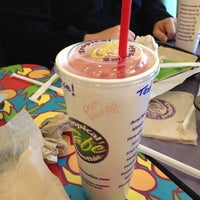 Photo taken at Tropical Smoothie Cafe by Lauren J. on 1/19/2013