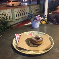 9/20/2017 tarihinde Asena Y.ziyaretçi tarafından Pingo Pi Donut's'de çekilen fotoğraf