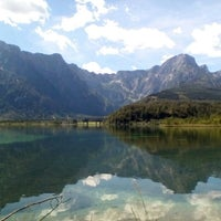 Photo taken at Almsee by Thomas A. on 8/14/2016