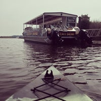 Photo taken at 5 Rivers Delta Safaris by Bo on 8/3/2014
