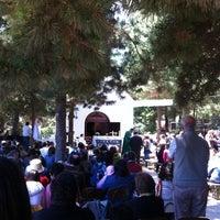 Photo taken at Santuario Schoenstatt Los Pinos by Stephanie W. on 11/4/2012