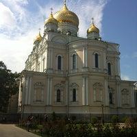 Photo taken at Воскресенский Новодевичий женский монастырь by Анна П. on 7/23/2013