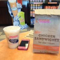 Photo taken at Dunkin Donuts by Carlinhos F. on 8/11/2013