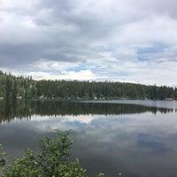 Photo taken at Bear Lake by Badr on 7/31/2017