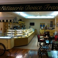 Photo taken at Pâtisserie Douce France by Ana S. on 1/20/2013