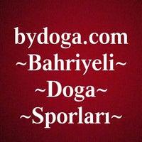 Photo taken at bahriyeli doğa sporları merkez by •BuRaK Y. on 6/21/2016