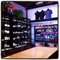 Photo taken at Cava Wine Bar by Ward K. on 12/2/2012