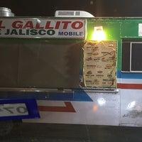 Photo taken at El Gallito De Jalisco Mobile by Manuel A. on 1/19/2018