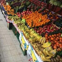 Photo taken at Banko Market by İpek T. on 11/29/2014