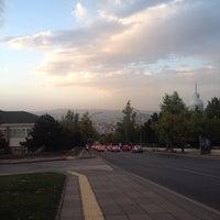 Photo taken at Cumhurbaşkanlığı - Pembe Köşk by İpek T. on 9/21/2017