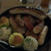 Photo taken at Augustiner am Gendarmenmarkt by Darya B. on 11/5/2012