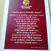 Photo taken at Camping La Vecchia Torre by Nicoletta B. on 8/16/2013