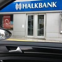 Photo taken at Halkbank by özlem s. on 12/17/2016