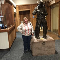Photo taken at Texas Ranger Hall of Fame and Museum by Vicki V. on 3/14/2017