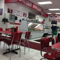 Photo taken at David's Burgers by Tamara E. on 2/10/2013