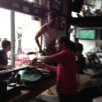 Photo taken at Rodeo Rock Bar by Vinícius M. on 12/2/2012