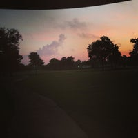 Photo taken at Bay Forest Golf Course by Dayna S. on 9/15/2013