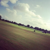 Photo taken at Bay Forest Golf Course by Dayna S. on 7/31/2013