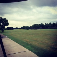 Photo taken at Bay Forest Golf Course by Dayna S. on 8/15/2013