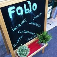 Photo taken at Fa-Bìo by Angela G. on 12/28/2012