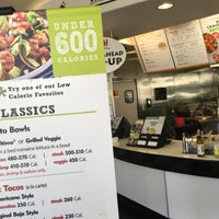 Photo taken at Baja Fresh Mexican Grill by Jason W. on 4/12/2016