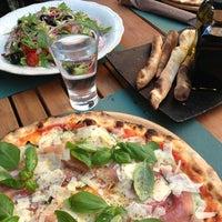 Foto scattata a Saco Pizza Bar da Bieke V. il 6/8/2013