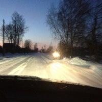 Photo taken at Аксеново by Александр С. on 1/2/2013