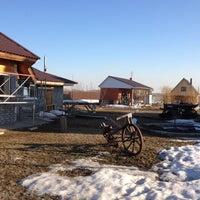 Photo taken at Аксеново by Александр С. on 4/13/2013