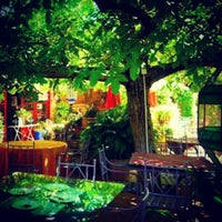 Photo taken at Restaurant El Pati by Serena on 6/28/2015